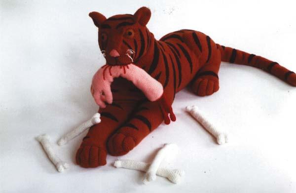 patricia waller tiger